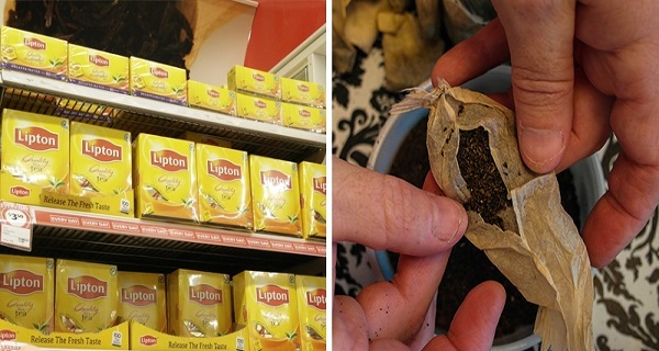 Most Popular Tea Bags Contain ILLEGAL Amounts Of Deadly Pesticides avoid these brands at all costs 1