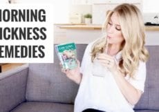Natural Morning Sickness Remedies Pregnancy Series Healthy Grocery Girl