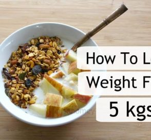 Spicy Homemade Granola Oats Recipe For Weight Loss How To Lose Weight Fast 5 kgs