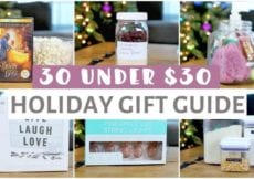 30 Holiday Gift Ideas Under 30 for Everyone