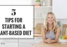 5 Tips For Starting A Plant Based Diet Healthy Eating Natural Lifestyle Healthy Grocery Girl