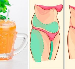 Drink This Natural Remedy To Reduce Water Retention