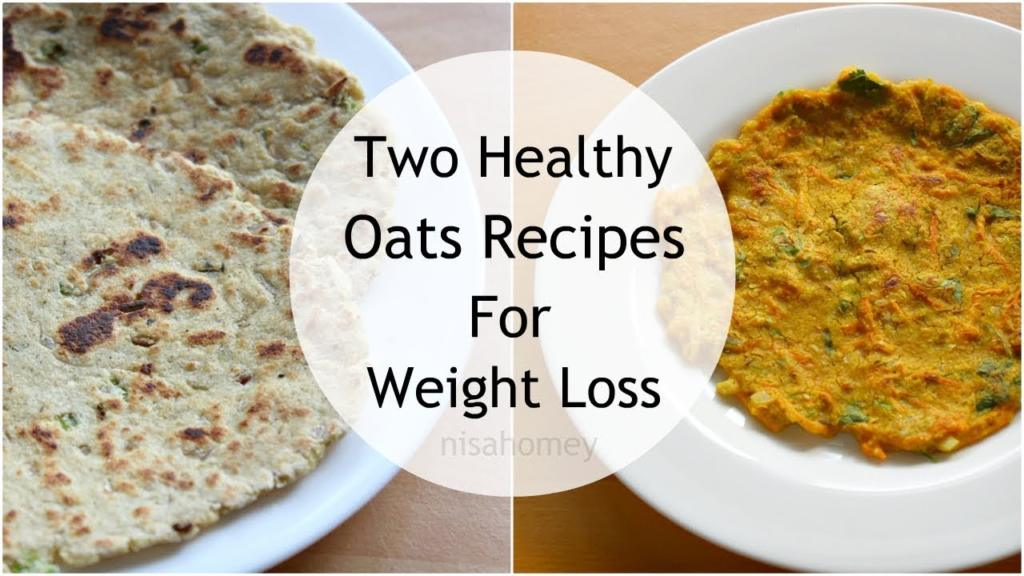2 Oats Recipes For Weight Loss Healthy Oatmeal Recipes How To Lose Weight Fast With Oats 2 kgs