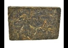 2010 Autumn Nan Nuo Raw Pu Erh Tea Brick