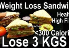 3 Healthy Sandwich Recipes Lose 3 kgs In A Week Weight Loss Sandwich Recipes Breakfast Ideas