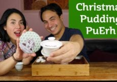 Christmas Pudding PuErh BOXING DAY SALE