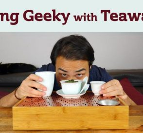 Getting Geeky with Teaware