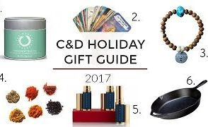 Healthy Holiday Gift Guide 2017 Clean Delicious