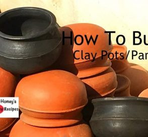 How To Buy And Season Clay Pots Clay Pans Mud Vessels Manchatti Skinny Recipes