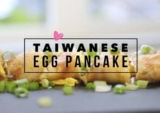 Taiwanese Egg Pancake Roll Dn bng