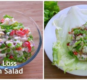 Weight Loss Chicken Salad Recipe Oil Free Skinny Recipes Low Calorie Healthy Meal PlanDiet Plan