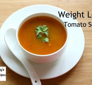Weight Loss Tomato Soup Recipe Oil Free Skinny Recipes Weight Loss Diet Soup Immune Boosting
