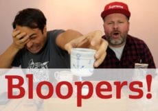 Bloopers 2017