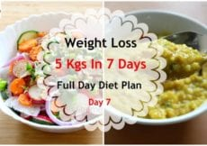 Full Day Diet Plan For Weight Loss How To Lose Weight Fast 5 Kgs In 7 Days Lose Weight Fast Day 7