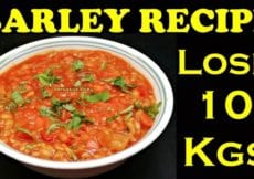 How to Lose Weight Fast 10 Kgs in 1 Month Barley Recipe For Weight Loss Lose 3 Kgs in a Week 1