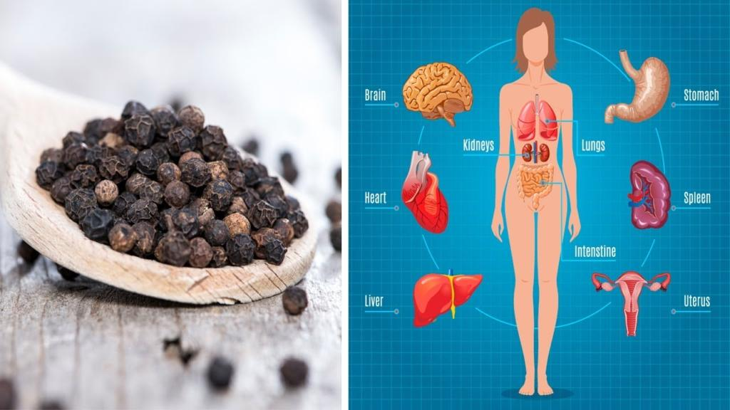 If You Eat Black Pepper Everyday This Is What Happens To Your Body