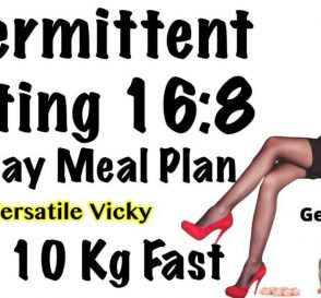 Intermittent Fasting Meal Plan How to Lose Weight Fast 10Kg with Full Day IF Diet
