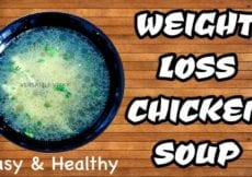 Weight Loss Chicken Soup Chicken Soup For Weight Loss Oil Free Soup Recipe Weight Loss Soup