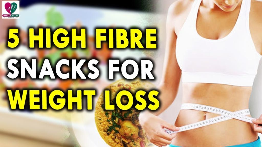 5 High Fibre Snacks For Weight Loss Weight Loss Foods Weight Loss Remedies Weight Loss Tip