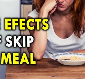 5 Things That Happen To Your Body When You Skip A Meal Weight Loss Tips