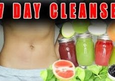 7 day Cleanse New Year Fitness Challenge