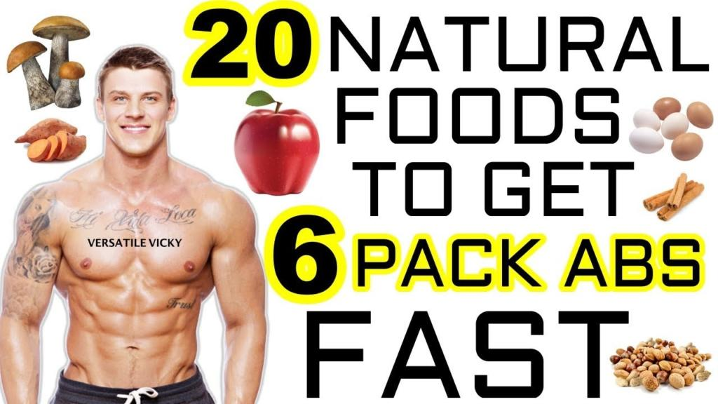 Foods For BodyBuilding Foods For 6 Pack Abs