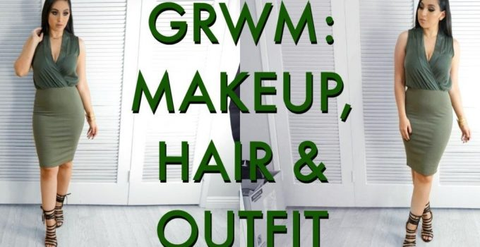 Get Ready With Me Makeup Hair Outfit BeautyyBird