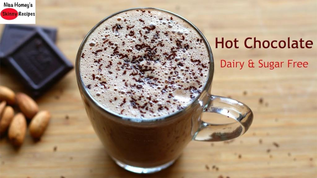 Hot Chocolate Recipe Dairy Free Sugar Free How To Make The Best Homemade Hot Chocolate