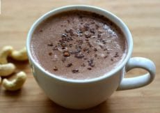 Hot Chocolate Recipe With Cocoa Powder Dairy Free Sugar Free Skinny Recipes