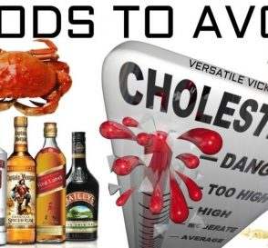 Top 15 High Cholesterol Foods To Avoid
