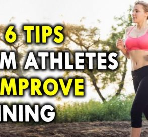 Top 6 Tips from Athletes to Improve Running Best Workout Tips For Runners