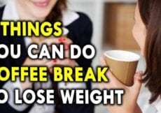 5 Things You Can Do During Your Coffee Break To Lose Weight Health Sutra Best Health Tips