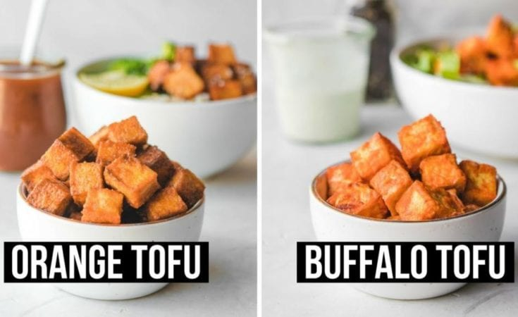 Easy Vegan Tofu Recipes That Dont Suck