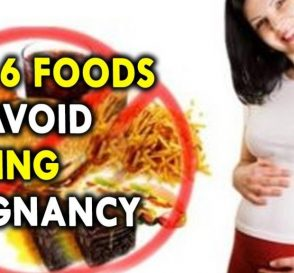 Top 6 Foods to Avoid During Pregnancy Health Tips for Pregnants