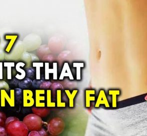 Top 7 Fruits For A Flat Tummy Fittness Tips for Mens Health