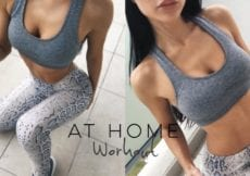 easy at home workout no equipmen