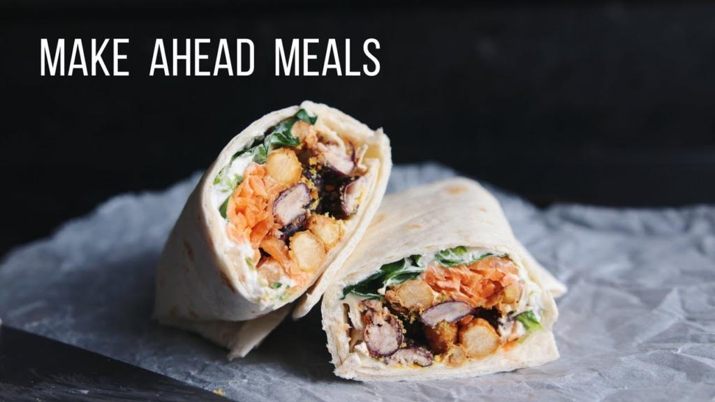 Make Ahead Vegan Meal Ideas