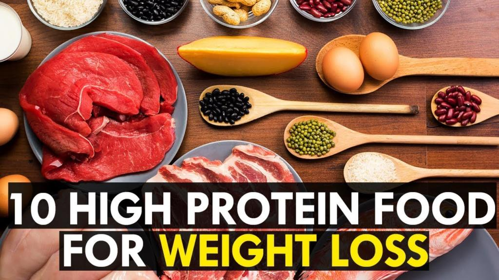 Top 10 Best High Protein Low Carbohydrate Foods For Weight Loss
