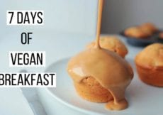 7 Days of Vegan Breakfast Ideas