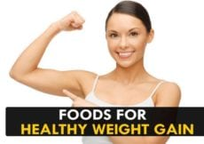 Foods For Healthy Weight Gain Health sutra