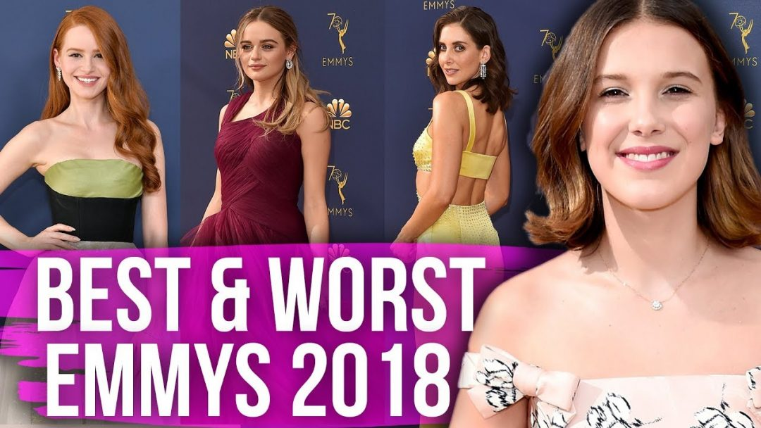 Best Worst Dressed 2018 Emmys Dirty Laundry