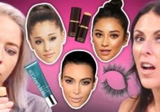 Celebs FAVORITE Makeup Products Ariana Grande Lili Reinhart More Beauty Break