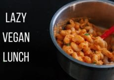 Easy Vegan Lunch Ideas Healthy and Lazy ish