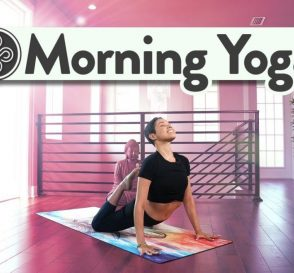 Morning Yoga Flow for Opening Hips and Hamstrings