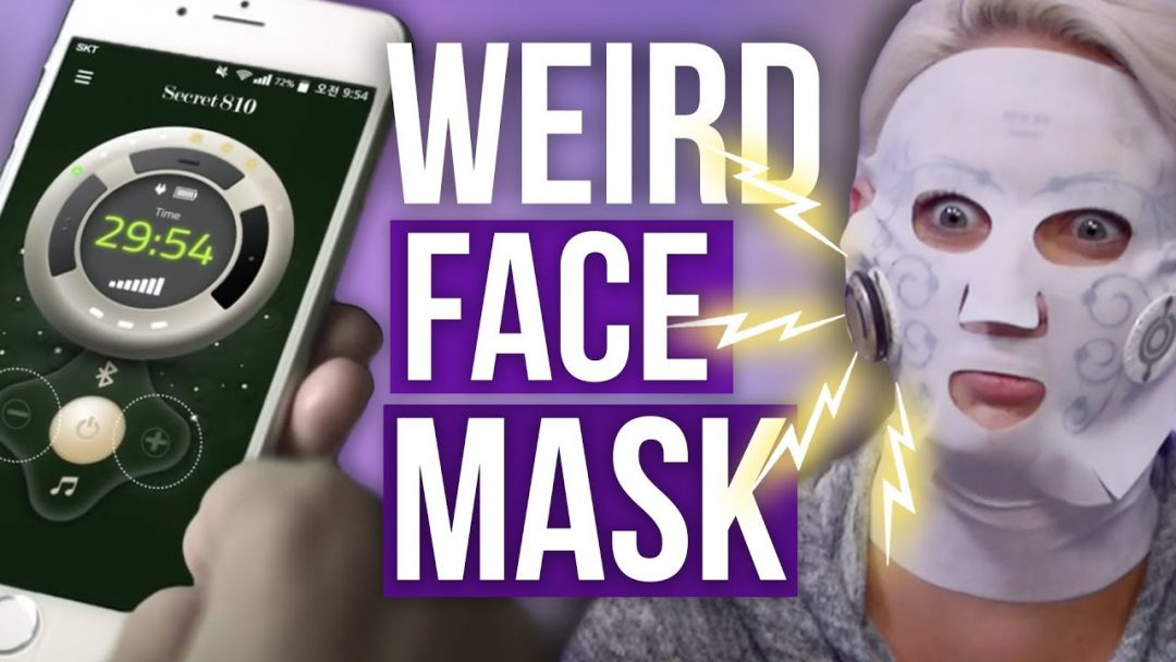 electric korean face mask beauty
