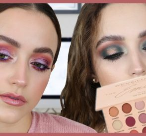 2 LOOKS USING THE EMILY EDIT WANTS PALETTE