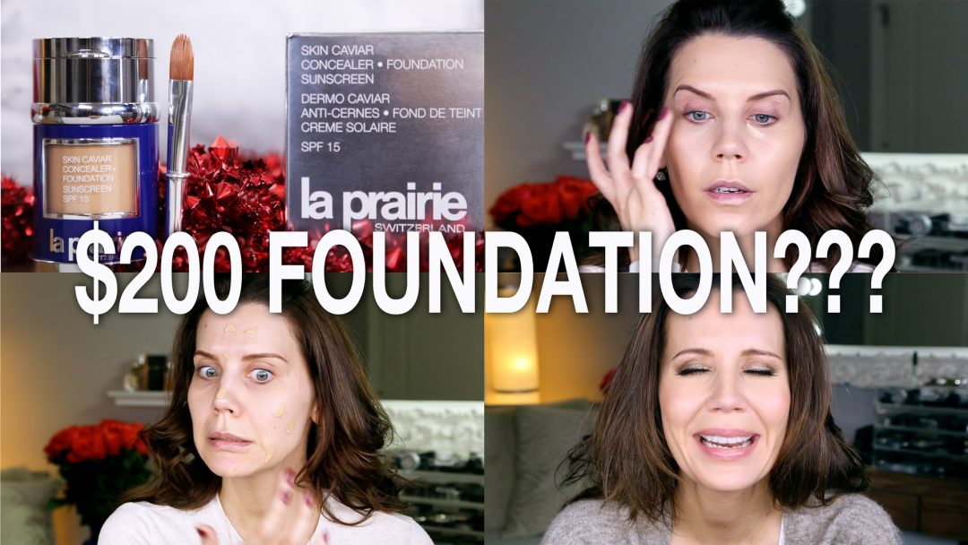 200 FOUNDATION WTF First Impressions