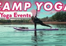 Camp Yoga Like Summer Camp but for Adults
