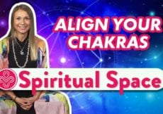 How to Align Your Chakras with a Sacred Space Using All 5 Senses