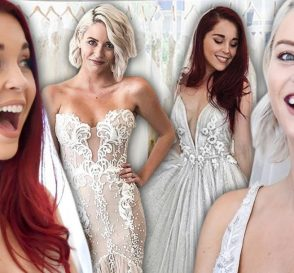 Shopping for Our Dream Wedding Dress Beauty Trippin